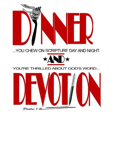 Dinner and Devotion