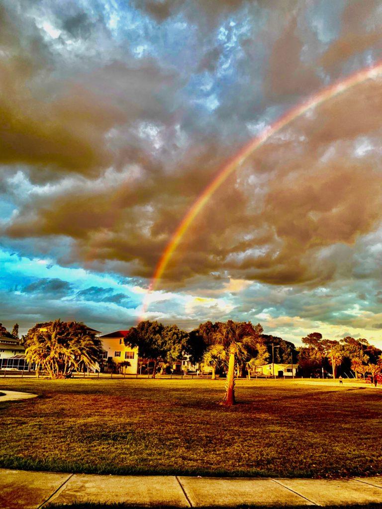 Rainbow in Oldsmar