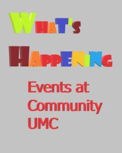 Events at CUMC